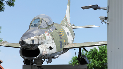 31-97 - Fiat G91-R/3 - Germany - Air Force