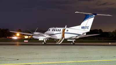 N810TC - Beechcraft 300 Super King Air - Private