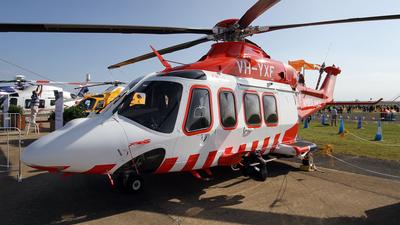 VH-YXF - Agusta-Westland AW-139 - Air Ambulance Victoria
