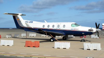 EC-JXM - Pilatus PC-12/45 - Private