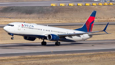 A picture of N805DN - Boeing 737932(ER) - Delta Air Lines - © HA-KLS