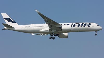 OH-LWC - Airbus A350-941 - Finnair