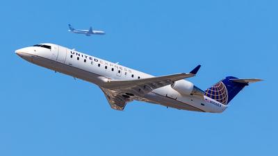 N906EV - Bombardier CRJ-200ER - United Express (SkyWest Airlines)