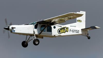 A picture of FGTDZ - Pilatus PC6/B2H4 Turbo Porter - [693] - © Melvin Debono