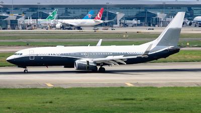 VP-CVP - Boeing 737-8LX(BBJ2) - Private