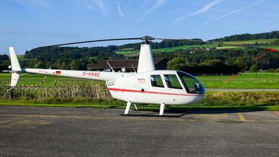 D-HABZ - Robinson R44 Raven II - Private