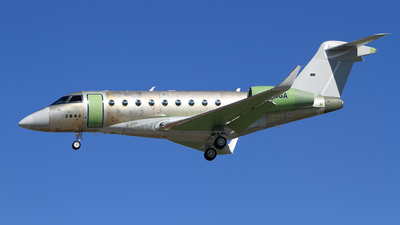N742GA - Gulfstream G280 - Private