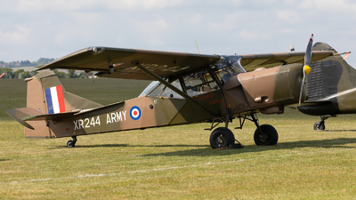 G-CICR - Auster AOP9 - Private