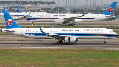 B-320Y - Airbus A321-253NX - China Southern Airlines
