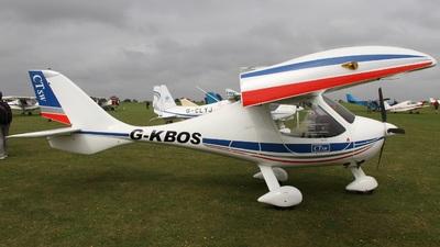 G-KBOS - Flight Design CTSW - Private