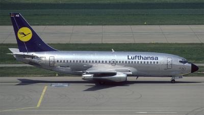 D-ABHX - Boeing 737-230(Adv) - Lufthansa