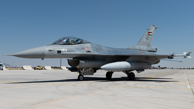 247 - General Dynamics F-16AM Fighting Falcon - Jordan - Air Force