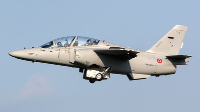 CSX55234 - Alenia Aermacchi M-345 - Alenia Aeronautica