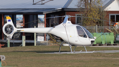 ZK-HSJ - Guimbal Cabri G2 - Private