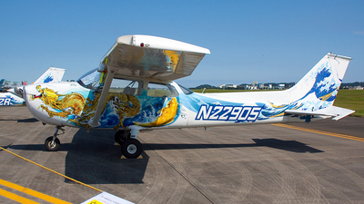 N22905 - Cessna 172M Skyhawk II - Yokota Flight Training Center