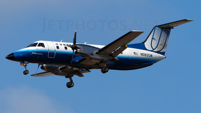 N583SW - Embraer EMB-120ER Brasília - United Express (SkyWest Airlines)