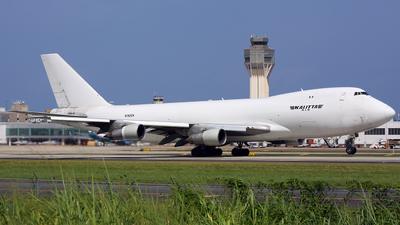 N792CK - Boeing 747-212F(SCD) - Kalitta Air
