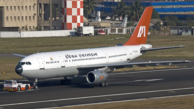 VT-EHC - Airbus A300B4-203 - Indian Airlines