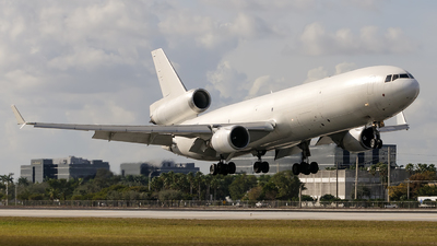 N543JN - McDonnell Douglas MD-11(F) - Western Global Airlines
