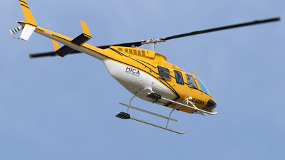 C-GERX - Bell 206L-4 Long Ranger IV - Elbow River Helicopters