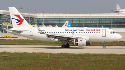 B-6465 - Airbus A319-115 - China Eastern Airlines