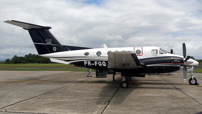 PR-FGQ - Beechcraft 200 Super King Air - Táxi Aéreo Hércules