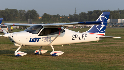 SP-LFF - Tecnam P2008JC - LOT Flight Academy