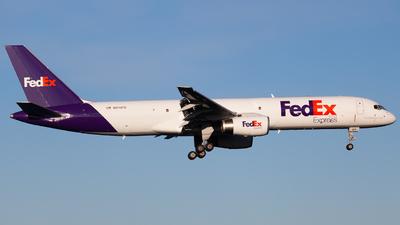 N915FD - Boeing 757-236(SF) - FedEx