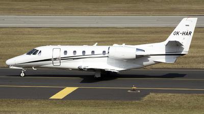 OK-HAR - Cessna 560XL Citation Excel - Aeropartner