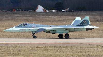 056 - Sukhoi T-50 - Sukhoi Design Bureau