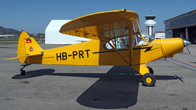 HB-PRT - Piper PA-18-150 Super Cub - AlpAviation