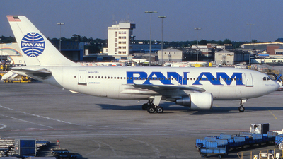 N802PA - Airbus A310-222 - Pan Am