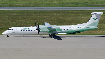 LN-WDJ - Bombardier Dash 8-Q402 - Widerøe