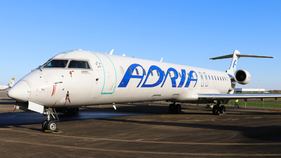 PH-ADT - Bombardier CRJ-900LR - Adria Airways