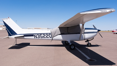 N3522Q - Cessna 172M Skyhawk - Private