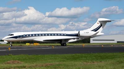 D-ASCP - Bombardier BD-700-2A12 Global 7500  - K5 Aviation