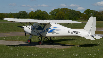 A picture of DMRWK - Ikarus C42 - [] - © Herb Hunter