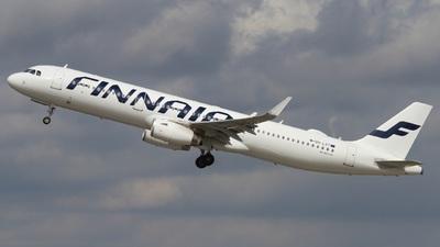 OH-LZT - Airbus A321-231 - Finnair