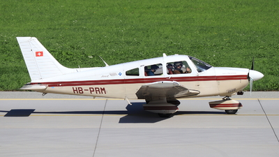 A picture of HBPRM - Piper PA28181 - [2890128] - © Christoph Plank