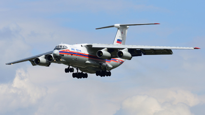 A picture of RA76429 - Ilyushin Il76TD - MCHS Rossii - © Tovtul Vasili