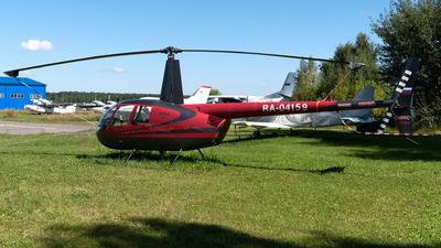 RA-04159 - Robinson R44 Astro - Private