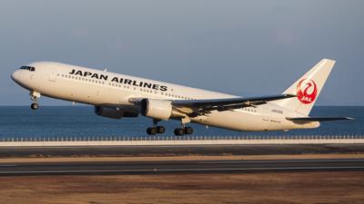 JA8399 - Boeing 767-346 - Japan Airlines (JAL)