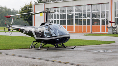 D-HYST - Enstrom 280FX Shark - Private