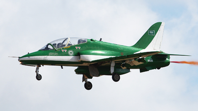 8820 - British Aerospace Hawk Mk.65A - Saudi Arabia - Air Force