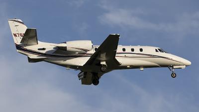 N765WV - Cessna 560XL Citation Excel - Private