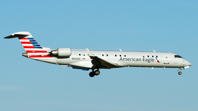 N614QX - Bombardier CRJ-701 - American Eagle (ExpressJet Airlines)