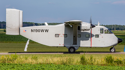 N190WW - Short SC-7 Skyvan - Win Aviation