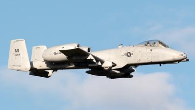 80-0258 - Fairchild A-10C Thunderbolt II - United States - US Air Force (USAF)