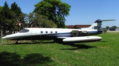 A picture of LVZZF - Learjet 35 - [35049] - © Cristian Ariel Martínez