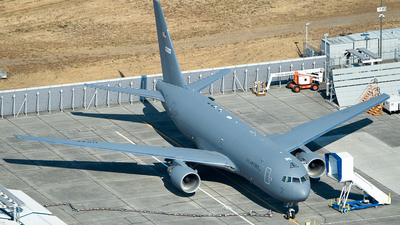 N5514J - Boeing KC-46A Pegasus - United States - US Air Force (USAF)